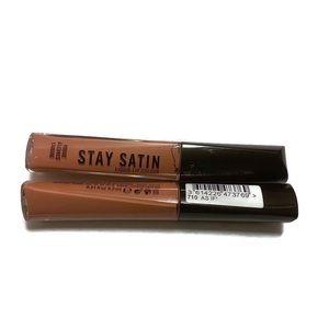 Rimmel Stay Satin Lip Liquid, 710 AS IF, .21 fl oz